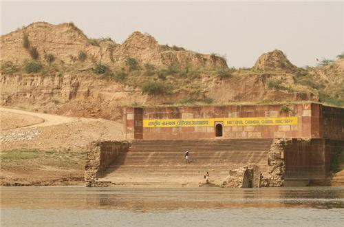 National Chambal Gharial Sanctuary in Dholpur