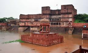 Beautiful View of Teerthraj Machkund in Dholpur