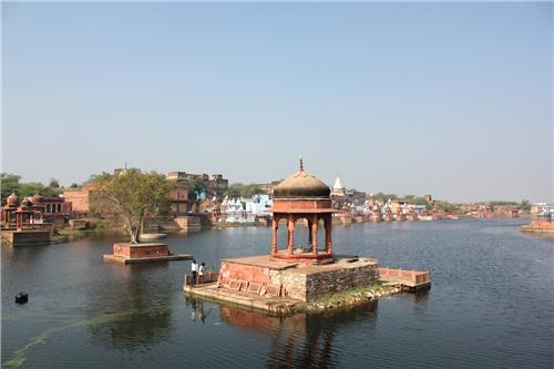 Important Place of Teerthraj Machkund in Dholpur