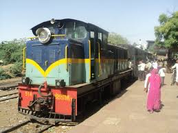 Meter Gauge Railway Services for Local Commuters in Dholpur