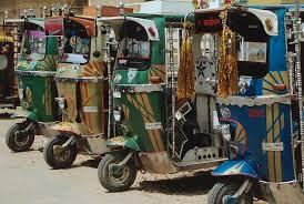 Local transport facilities in Dholpur