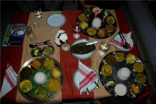 Food in Dibrugarh