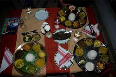 Food in Dibrugarh