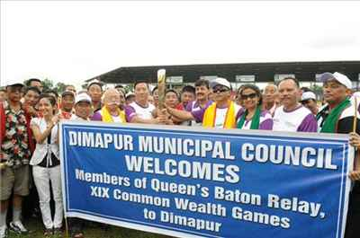administration in Dimapur