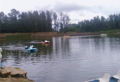 Sirumalai Lake Boating