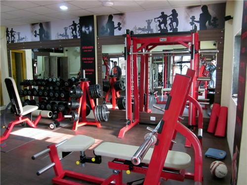 Fitness Centers and Gyms in Dombivli