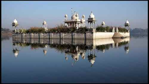 Lakes in Dungarpur