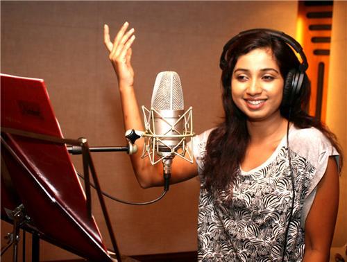 Famous Singer Shreya Ghoshal from Durgapur