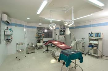Services at Dwarkesh General Hospital in Dwarka, Gujarat
