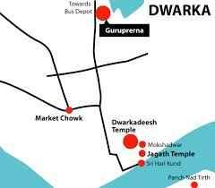 Geography of Dwarka