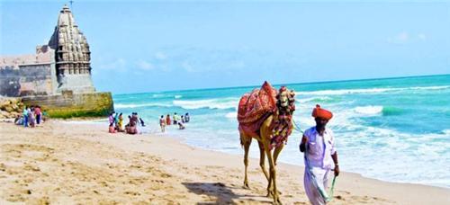 Tourism in Dwarka