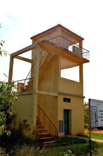 Facilities at Vellode Bird Sanctuary