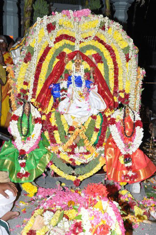 Festival Deity of Thindal Temple