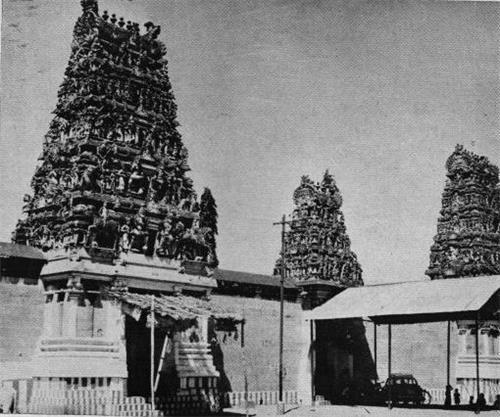 Brahma Vishnu Shiva Temple
