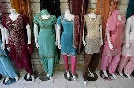 Shops in Etah