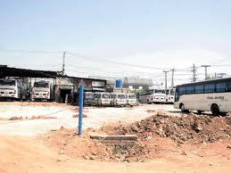Faizabad Bus Depot