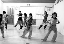 dance classes in faridabad