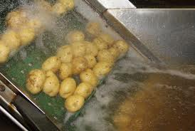 Potato processing