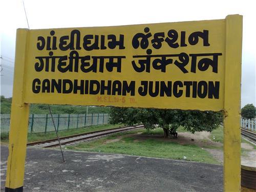 Transport in Gandhidham