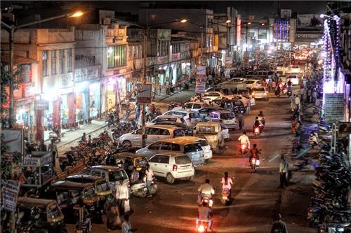 Business and Economy in Gandhidham