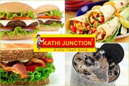 Kathi Junction in Gandhidham