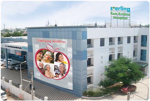 Hospitals in Gandhidham