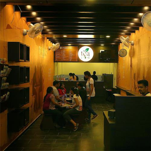 Tea Post in Gandhidham