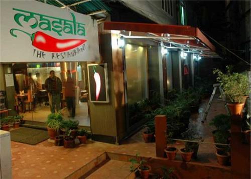 Restaurants in Gangtok