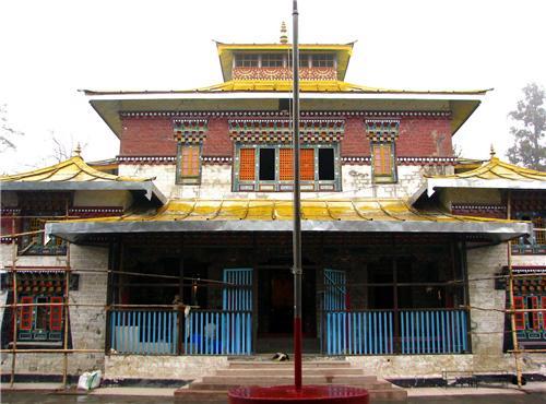 History of Gangtok