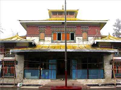 History of Gangtok