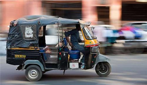 Local transport in Gaya