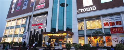 Recently Opened Gaur Central Mall in Ghaziabad