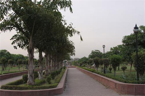Beauty of Swarna Jayanti Park in Indirapuram Ghaziabad