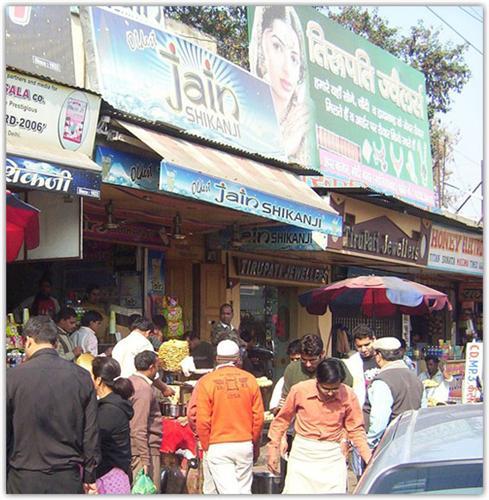 Street Food Ghaziabad City