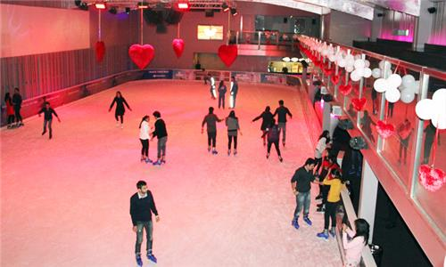 Recreational Activities at World Square Mall in Ghaziabad