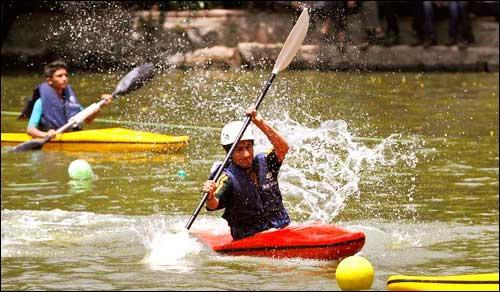 Adventure Sports in Khandoli Dam