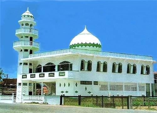 Mosques in Giridih