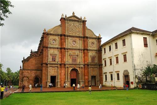 Portuguese Architecture in Goa