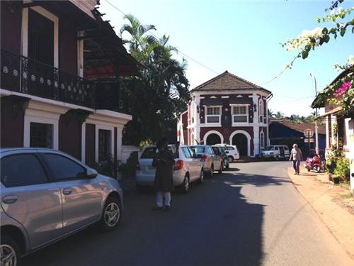 Latin Quarters in Panaji