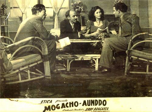 Father of Konkani Cinema