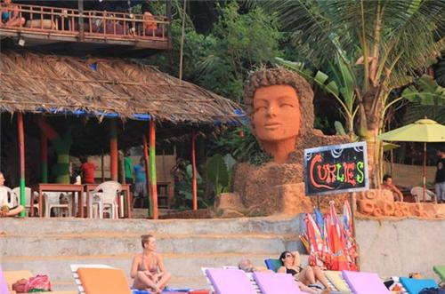 Best Beach shacks in Goa
