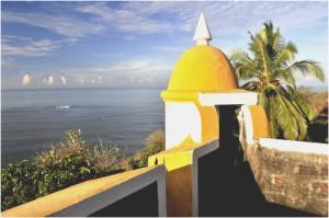 Forts in Goa