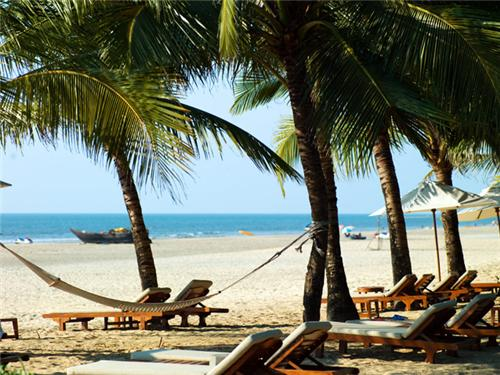 Top Five Beach Resorts in Goa