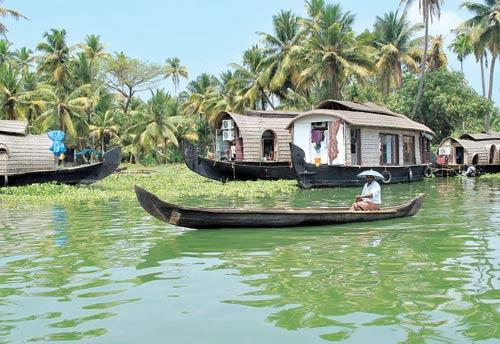 Travel itineraries from Goa to Kerala