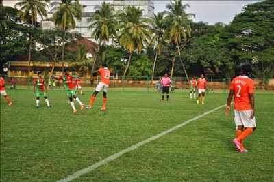 Sports Facilities in Goa