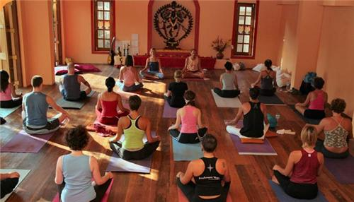 Yoga Classes in Candolim