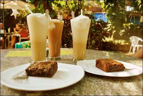 Cafes in Candolim