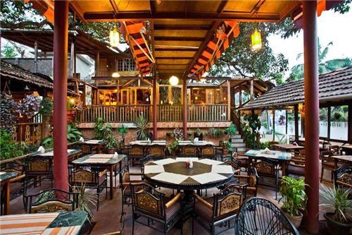 Restaurant in Candolim