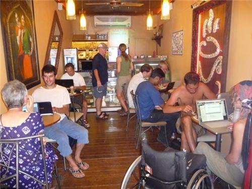 Coffee shops Panaji