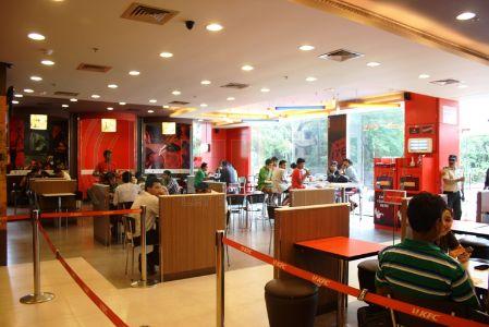 Fast food center Panaji